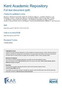 genome mapping and genomics in laboratory animals kole chittaranjan denny paul
