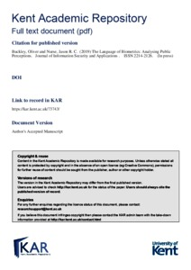 tim crinion thesis